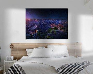 Grand Canyon Nuit, Juan Pablo de sur 1x