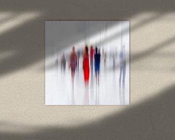 Vrouwen in rood, Anette Ohlendorf van 1x