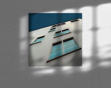 zehn kleine Fenster II, Gilbert Claes von 1x