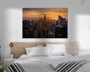 Manhattans Licht, Jorge Ruiz Dueso von 1x