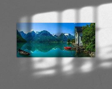 De Glacier Lake, Christer Olsen van 1x