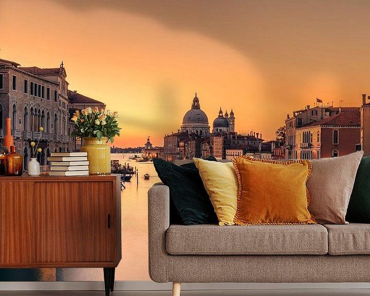 Sfeerimpressie behang: Dawn op Venetië, Eric Zhang van 1x