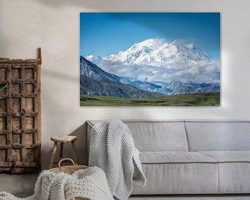 Mt. Denali - Alaska 20.310' , Jeffrey C. Sink van 1x
