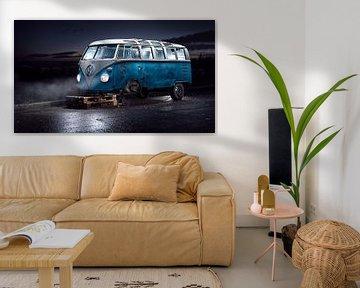 VW Kleinbus, Petri Damstén van 1x