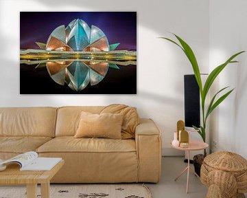 Der Lotus-Tempel, Jiti Chadha von 1x
