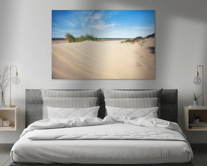 Sfeerimpressie: Strand Egmond aan Zee van Fotografie Egmond