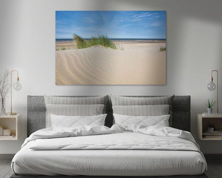 Sfeerimpressie: Helmgras op het strand van Fotografie Egmond