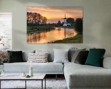 Molen de Vlinder, Nederland van Adelheid Smitt
