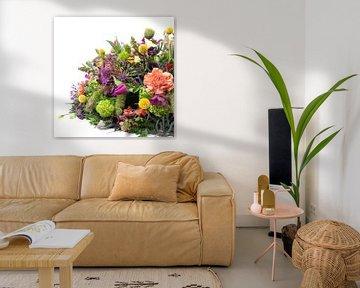 Blumenstück von Peter Abbes