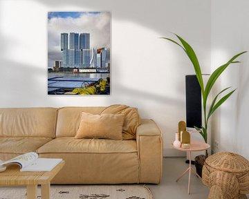 Hochhaus de Rotterdam von Michael Moser