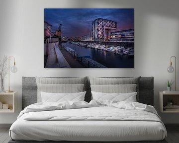 Rheinauhafen - Köln von Jens Korte