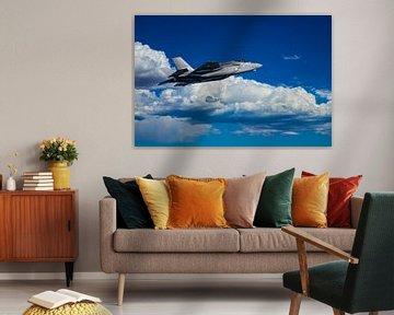 F-35 Lightning II sur Gert Hilbink