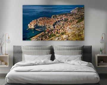 Dubrovnik, Croatie sur Adelheid Smitt