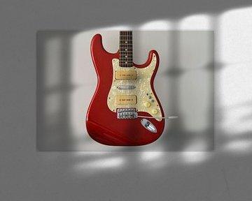 Modified Fender Stratocaster von Branko Kostic