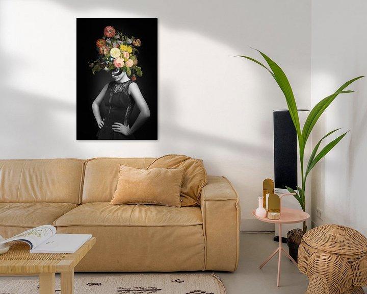 Beispiel: I am Woman, See me Bloom von Marja van den Hurk