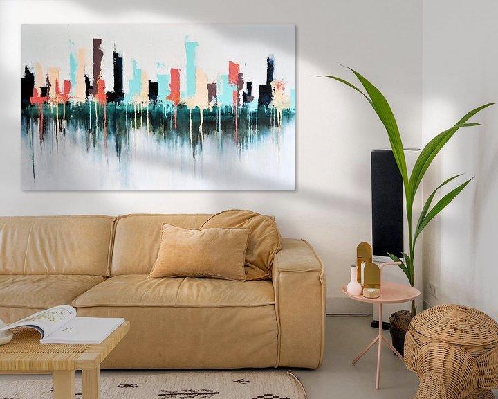 Sfeerimpressie: Skyline van Maria Kitano