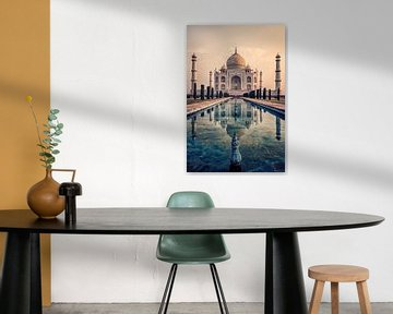 Taj Mahal van Manjik Pictures