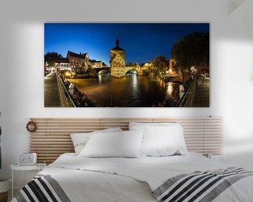 Panorama de Bamberg Ancien hôtel de ville