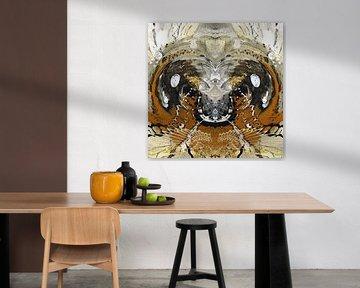 Insekt von Annabella Rharbaoui