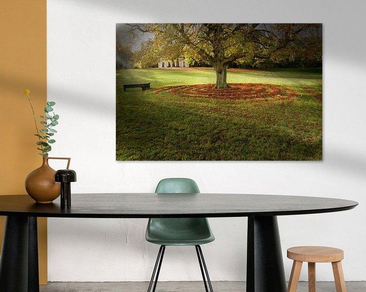 Sfeerimpressie: Zen van Mies Heerma
