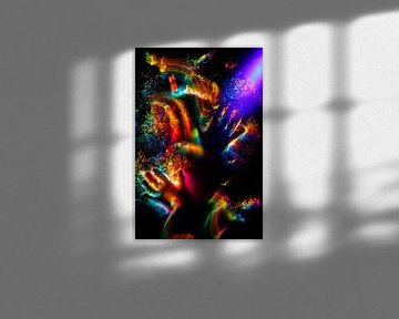 Drowning in color two van Licht! Fotografie