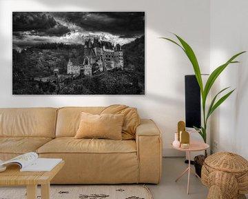 Eltz Castle - Burg Eltz (Germany) van Mart Houtman