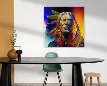 Indian Spirit van Harry Hadders