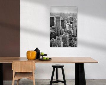 Big City Laundry - Grey Edition sur Marja van den Hurk