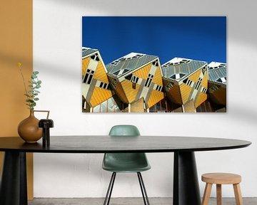 Kubuswoningen Rotterdam von Alice Berkien-van Mil