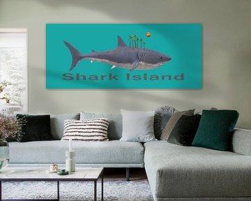 Shark Island von Iwona Sdunek alias ANOWI