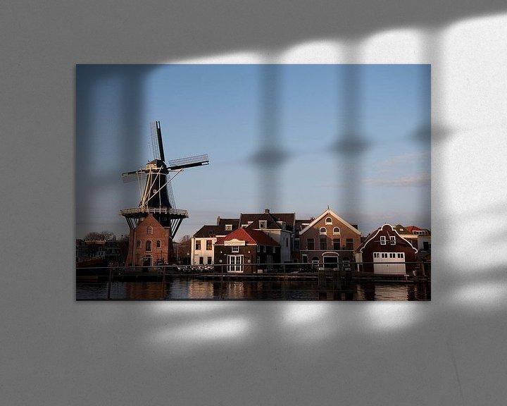 Sfeerimpressie: Haarlem De Adriaan van Brian Morgan