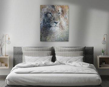 Leeuw van Peter van Loenhout