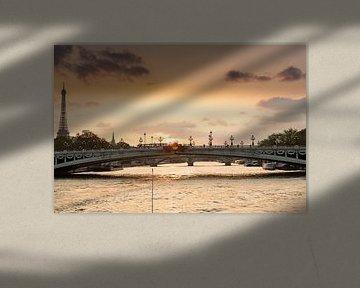 Parijs, Pont Alexandre-III van Elma Mud