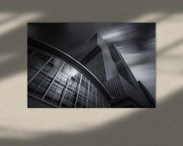 Der Rotterdamer | Kop van Zuid von Bob Vandenberg