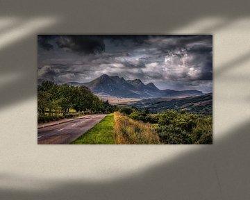 In de Schotse Highlands van Mart Houtman