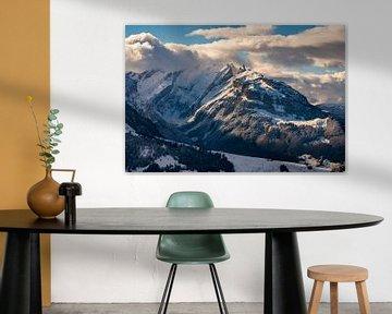 Les montagnes d'Alpstein en Appenzell sur MindScape Photography