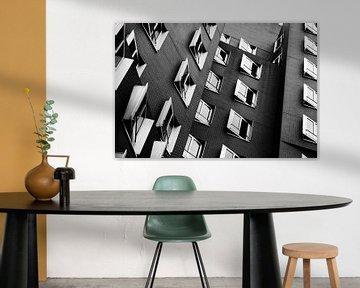 Moderne Architektur B&W Serie VI von Insolitus Fotografie