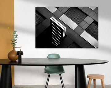 Moderne Architektur B&W Serie III von Insolitus Fotografie