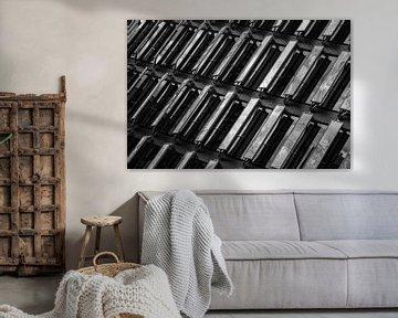 Moderne Architektur B&W Serie II von Insolitus Fotografie