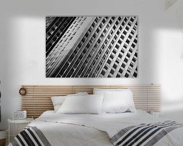 Moderne Architektur S/W Serie I von Insolitus Fotografie