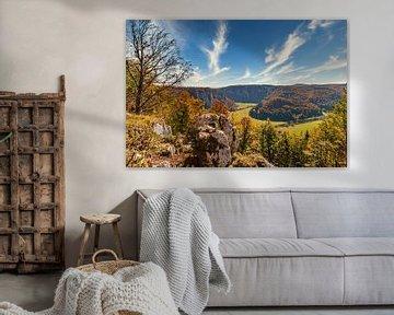 Automne doré dans la vallée du Danube sur MindScape Photography