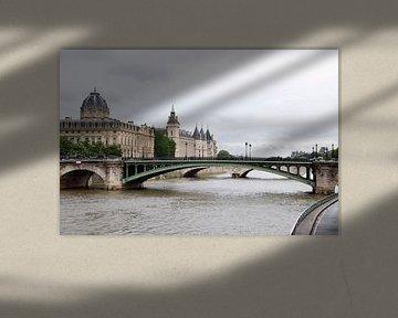 Paris an der Seine von Tessa Selleslaghs