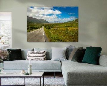 Vesteralen Noorwegen Landschap Andoya van Evelien van der Horst