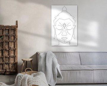 Paccekabuddha von Marcel Kerdijk