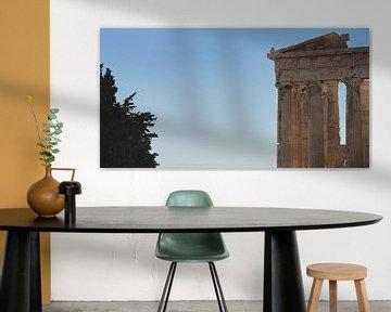 Parthenon 3 von Bart Rondeel
