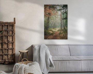 Herbstliche Regale Gambeson von Nancy van Verseveld