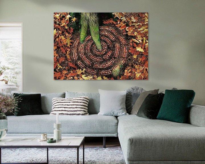 Sfeerimpressie: Eekhoorntjes Paradijs van Mies Heerma