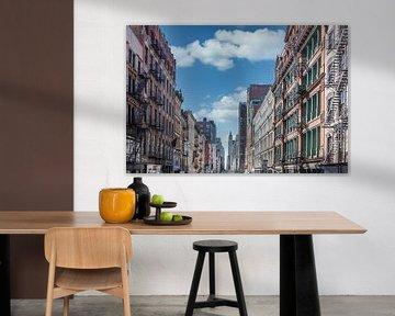 Feuertreppe,New York City von Ralf Linckens