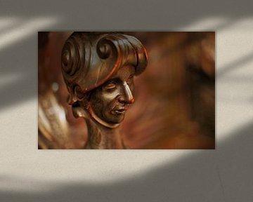 Woodcarving/Houtsnijwerk Mezquita van Harrie Muis
