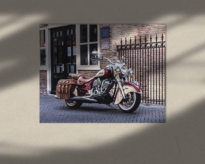 Beispiel: Indian Chief Vintage von Westland Op Wielen